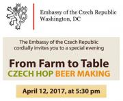 Special evening of The Embassy of the Czech Republic: