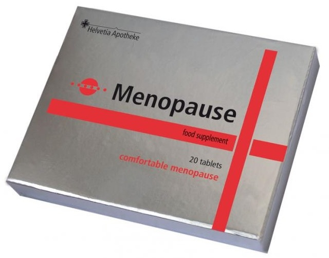 "Food Supplement ""Menopause"""